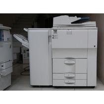 Ricoh Mp 5500, Copiadora, Impressora E Scanner, Revisada.