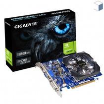 Placa De Vídeo 2gb Gt420 Ddr3 128 Bits Gigabyte Frete Grátis