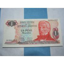 Bcra 1 $ Argentino San Martin Anciano Serie A Bot 2601