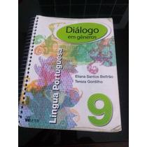 Livro Lingua Portuguesa Dialogo Em Generos Ftd 9o Ano