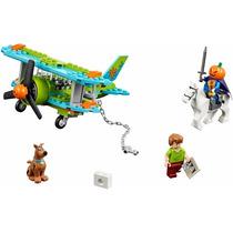 Lego Scooby Doo 75901: Aventuras En El Avión Del Misterio