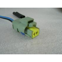 Conector Plug Chicote Sensor Temperatura Palio Siena Strada