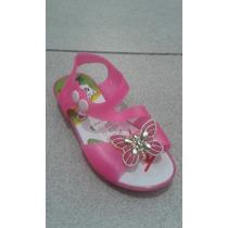 Sandalias De Plástico Para Niñas Ventas Por Docenas Al Mayor