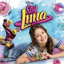 Cd Soy Luna Disney Records Nuevo Lanzamiento 2016
