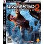 Uncharted 2 Among Thieves En Español Ps3 Disco Físico