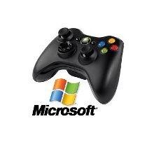 Controle Xbox 360 Novo Sem Fio Wireless Usb Slim Pc Joystick