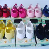 Sapatinhos De Bebê Princesa Customizar, 15 Pares