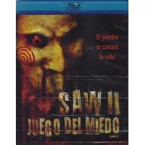 Saw Ii Dos Juego Del Miedo 2005 Terror Pelicula Blu-ray