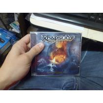 Cd Nacional - Rhapsody Of Fire - The Frozen Tears Of Angels
