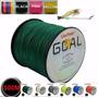 Linha Multifilamento Goal 500m + Camarão Fluorescente Anzol