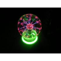 Globo De Plasma Plasma Sphere Bola De Cristal
