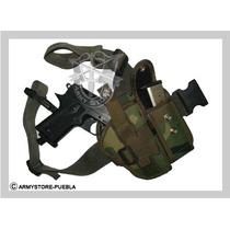 Funda Muslera Para Pistolas De Gas Y De Aire Army Escuadras