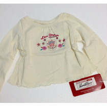 Sweter Para Bebitas, Talla: 2, Levis Strauss
