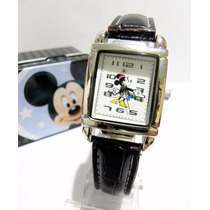 Mca. Disney By Minnie Mouse Reloj Clasico Para Dama Original