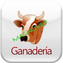 Programa Sistema Ganadero Ganadería Control Bovinos Búfalos