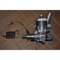 Motor Gasolina Rcgf 30cc Yak Stick Aviao Cesnna