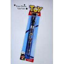 Toy Story Set De Regla Lapiz Borra Y Sacapunta