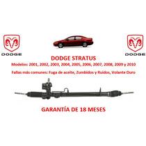 Caja Direccion Hidraulica Cremallera Dodge Stratus 2004