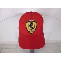 Gorra Ferrari / Original / Importada / Ajustable /