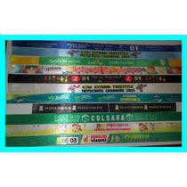 Manilla Publicitaria Sublimadas - Full Color, Todo Evento
