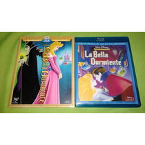 La Bella Durmiente - Blu Ray Y Blu Ray Doblaje Original 1959
