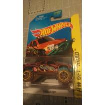 Hot Wheels Edicion Exclusiva K Mart Sandblaster Color Cobre