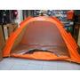 Carpa Playera Foco Easy Tent Automática C/ Mosquitero Oferta