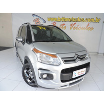 Citroën Aircross 1.6 Exclusive 16v Flex 4p Automático 2014
