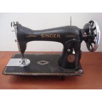 Maquina De Costura Antiga - Singer - !!