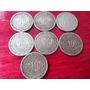 Moneda 5 Centavos 1936 1937 1939 1940 1942 1945 1946 Lote 7