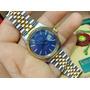 Rolex Datejust 16013 Acero Oro Cambio Rapido Estuche Impecab