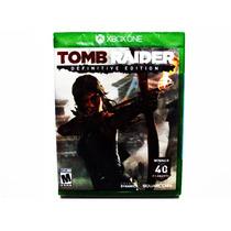 Tom Raider Definitive Edition Nuevo - Xbox One