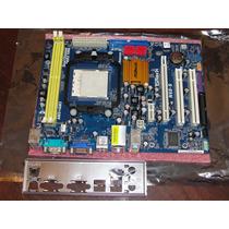 Mother Asrock N68-s Am2 Am2+ Am3 Geforce 7025 Ddr2 Phenom Ii