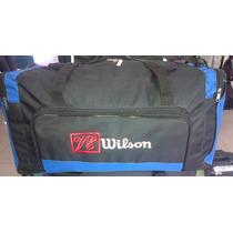 Bolso Viajeros Wilson