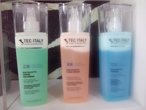 tratamiento nutritivo para cabello tec italy due faccetta
