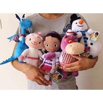 Doutora Brinquedos: Lambie, Hallie, Gelinho E Felpudo