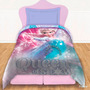 Acolchado Frozen Reversible Premium Original Disney Piñata