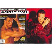 Jean-claude Van Damme Revista Estadounidense Agosto 1992