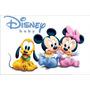 Painel Decorativo Festa Infantil Turma Do Mickey Baby (mod1)