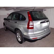 Honda Cr-v Lx 2.4 I-vtec A/t 2wd Año 2010 - Único Dueño