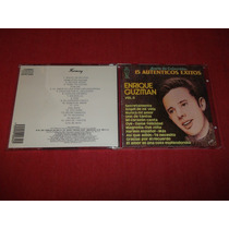 Enrique Guzman - Serie De Coleccion Vol.2 Cd Nac 1991 Mdisk