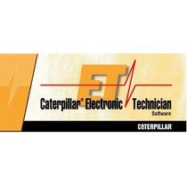Caterpillar Electronic Technician Et Con Licencia Nexiq