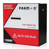 Energizador De Cerca Eléctrica Paamon Pm-enrg100 1joule 1200