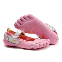 Zapatos Vibram Fivefingers Rosados