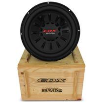Subwoofer Bravox Edx 12d1.5 12´´ 1500w Som Subão