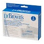 Esterilizador Bolsa - 5pk Dr Browns Microondas Esterilizador