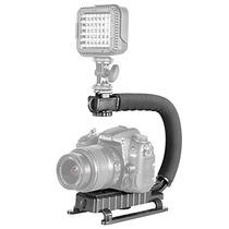 Soporte Estabilizador Para Camaras Video Dslr Flash Shotgun