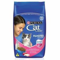 Ração Cat Chow Filhotes 10kg
