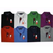 Kit 5 Camisetas Polos Multimarcas Atacado Revenda