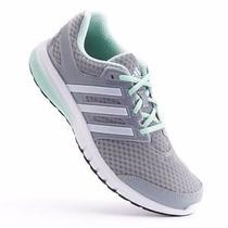 Adidas-galaxy-elite-2w-women-8-gray-running-shoe Talla 8